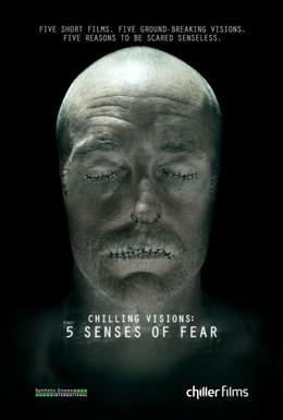 Постер фильма 5 чувств страха (2013)