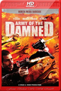 Постер фильма Армия проклятых (2013)