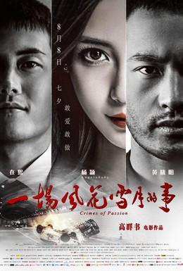 Постер фильма Преступления на почве страсти (2013)