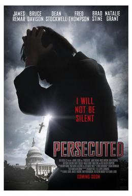 Постер фильма Преследуемый (2014)