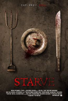 Постер фильма Смертельный голод (2014)