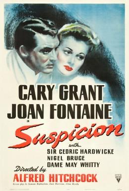 Постер фильма Подозрение (1941)
