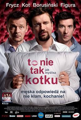 Постер фильма Это не то, что ты думаешь, дорогая (2008)