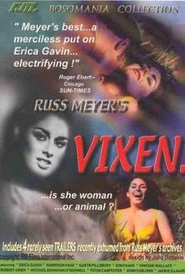 Постер фильма Мегера (1968)