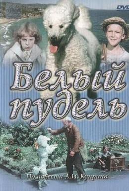 Постер фильма Белый пудель (1955)