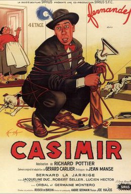 Постер фильма Казимир (1950)