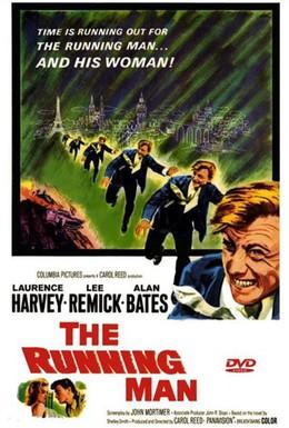 Постер фильма Бегущий человек (1963)