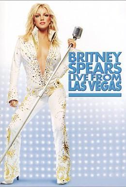 Постер фильма Живое выступление Бритни Спирс в Лас Вегасе (2001)