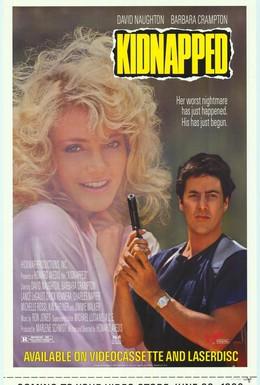 Постер фильма Похищенная (1987)