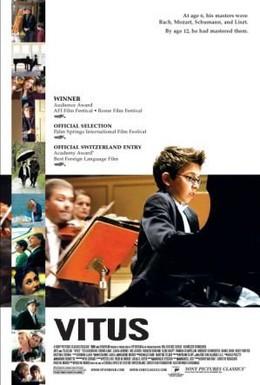 Постер фильма Витус (2006)