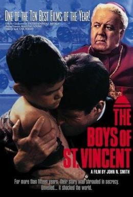 Постер фильма Мальчики святого Винсента (1992)