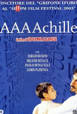 Постер фильма А.А.А. Акилле (2003)