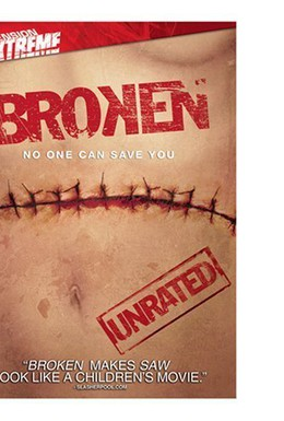 Постер фильма Сломленная (2006)