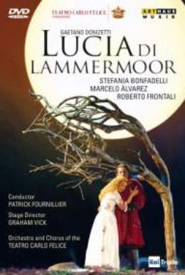 Постер фильма Лючия ди Ламмермур (2003)