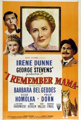 Постер фильма Я помню маму (1948)