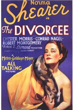 Постер фильма Развод (1930)