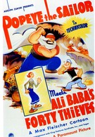 Папай-моряк встречает Али-бабу и 40 разбойников (1937)