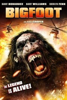 Постер фильма Бигфут (2012)