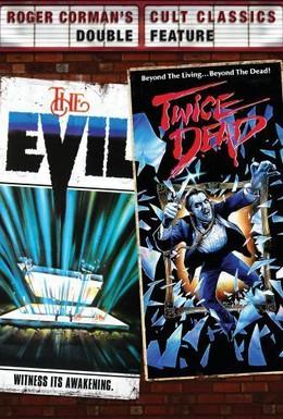 Постер фильма Дважды мертвый (1988)