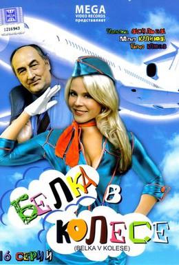 Постер фильма Белка в колесе (2008)