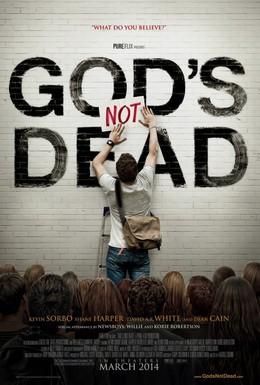 Постер фильма Бог не умер (2014)