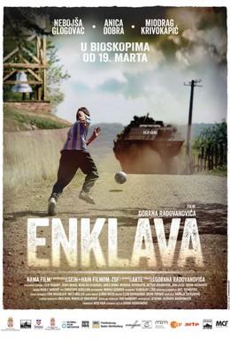 Постер фильма Анклав (2015)