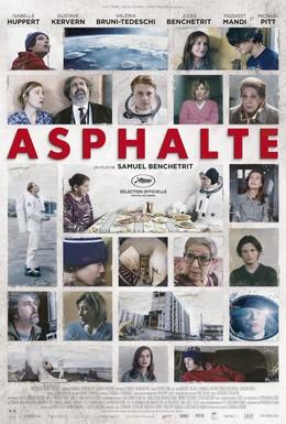 Постер фильма Асфальт (2015)