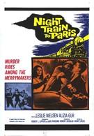 Ночной поезд до Парижа (1964)