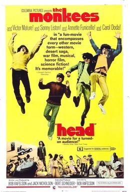 Постер фильма Голова (1968)