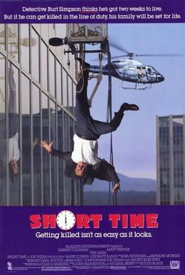 Постер фильма Короткое время (1990)