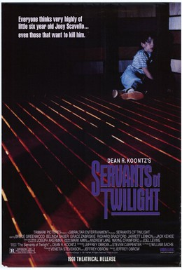 Постер фильма Слуги сумерек (1991)