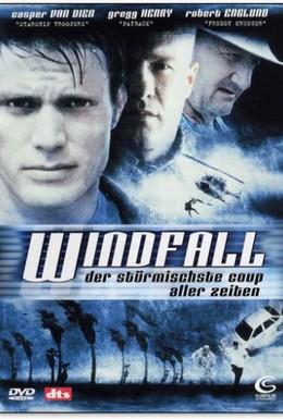 Постер фильма Ураган (2002)