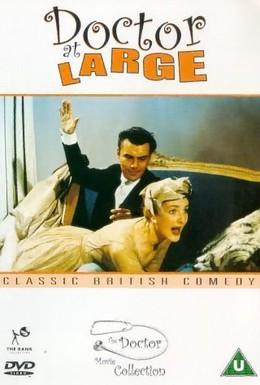 Постер фильма Доктор на свободе (1957)