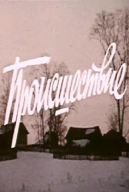 Постер фильма Происшествие (1974)