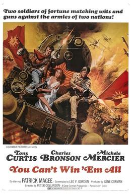 Постер фильма Ты не сможешь победить их всех (1970)