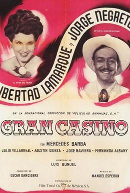 Постер фильма Большое казино (1947)