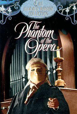 Постер фильма Призрак оперы (1962)
