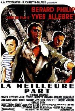 Постер фильма Лучшие годы (1955)