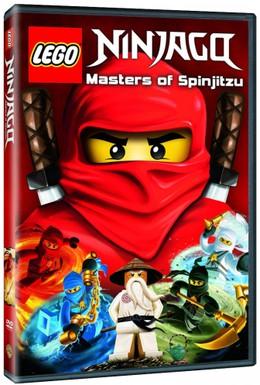 Постер фильма Ниндзяго: Мастера Кружитцу (2011)