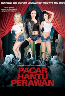 Постер фильма Призрачный жених (2011)
