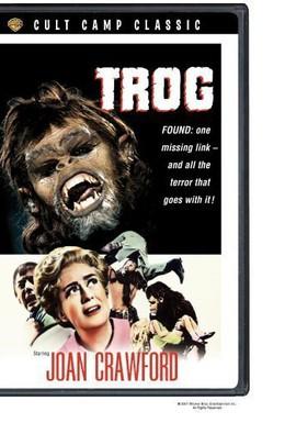 Постер фильма Трог (1970)