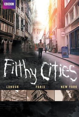 Постер фильма BBC: Грязные города (2011)