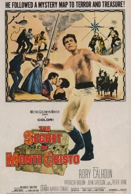 Постер фильма Секрет Монте-Кристо (1961)
