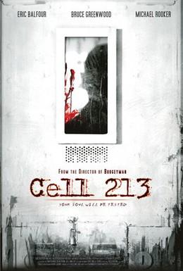 Постер фильма Камера 213 (2011)