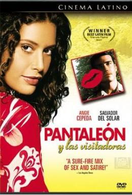 Постер фильма Сексназ капитана Пантохи (2000)