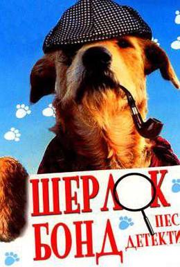 Постер фильма Шерлок Бонд: Пес-детектив (1994)