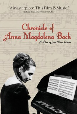 Постер фильма Хроника Анны-Магдалены Бах (1968)