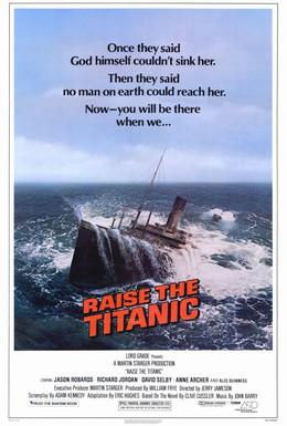 Постер фильма Поднять Титаник (1980)