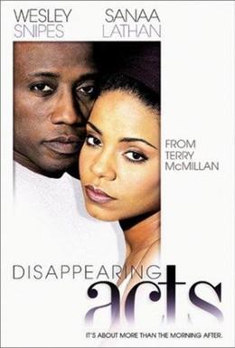 Постер фильма Исчезающий (2000)