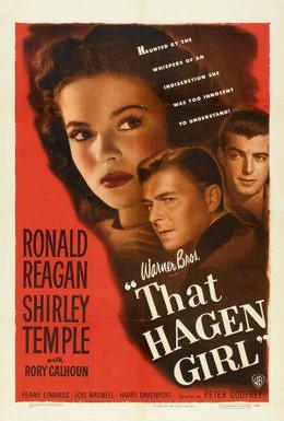 Постер фильма Эта девушка из Хагена (1947)